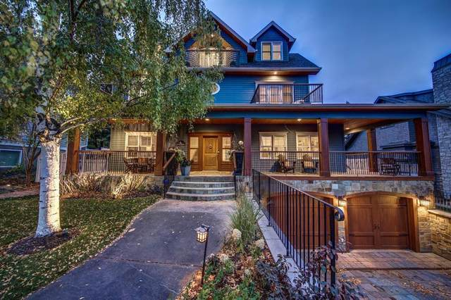4615 Coronation Drive SW, Calgary, AB T2S 1M5 (#A1042591) :: Canmore & Banff