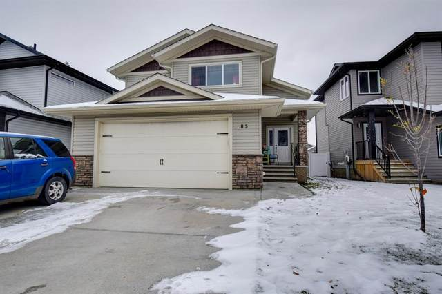 85 Turner Crescent, Red Deer, AB T4P 0L2 (#A1042638) :: Redline Real Estate Group Inc