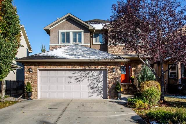 253 Crystal Shores Drive, Okotoks, AB T1S 2C5 (#A1042660) :: Canmore & Banff