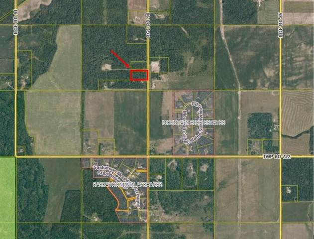 722074 Range 90 Road, Rural Grande Prairie No. 1, County of, AB T0H 3S0 (#A1042682) :: Canmore & Banff