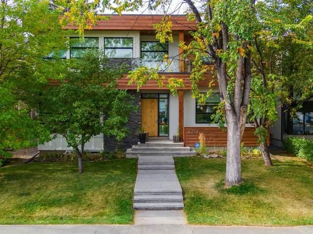 4217 5 Street SW, Calgary, AB T2S 2E2 (#A1042696) :: Western Elite Real Estate Group