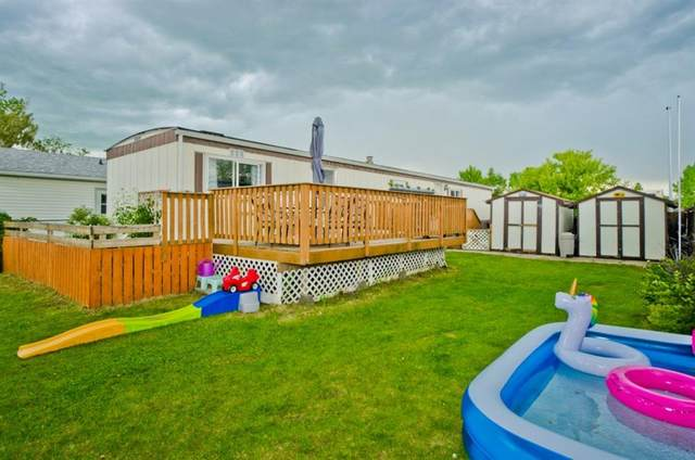 829 Brentwood Crescent, Strathmore, AB T1P 1E5 (#A1042720) :: Canmore & Banff