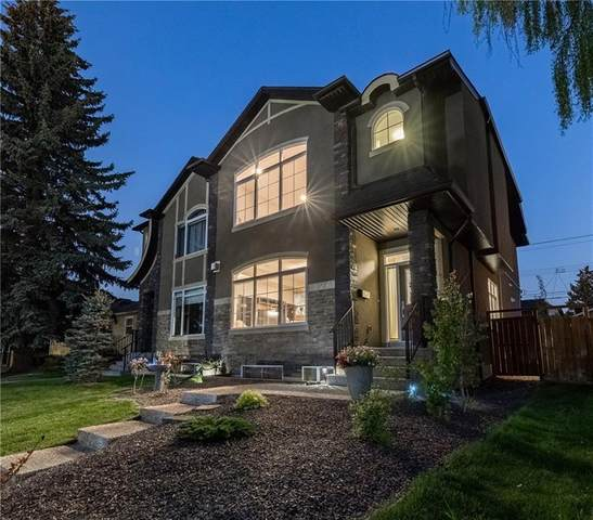 1126 17 Avenue NW, Calgary, AB T2M 0P6 (#A1042734) :: Western Elite Real Estate Group