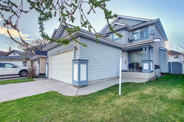 24 Coventry Green NE, Calgary, AB T3K 4L4 (#A1042758) :: Canmore & Banff