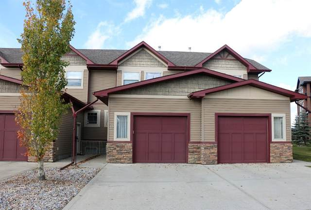 45 Ironstone Drive #32, Red Deer, AB T4R 0A9 (#A1042762) :: Canmore & Banff
