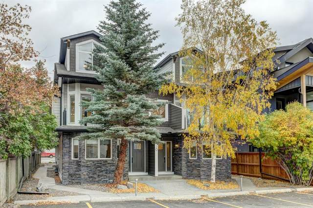 729 7th Street #3, Canmore, AB T1W 2C3 (#A1042765) :: Canmore & Banff