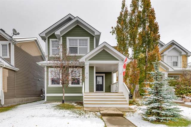 5 River Heights Boulevard, Cochrane, AB T4C 0J6 (#A1042773) :: Canmore & Banff