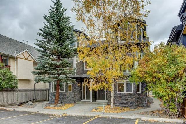 729 7th Street #4, Canmore, AB T1W 2C3 (#A1042775) :: Canmore & Banff