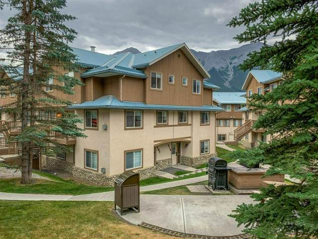 1000 Harvie Heights Road #419, Harvie Heights, AB T1W 2W2 (#A1042779) :: Canmore & Banff