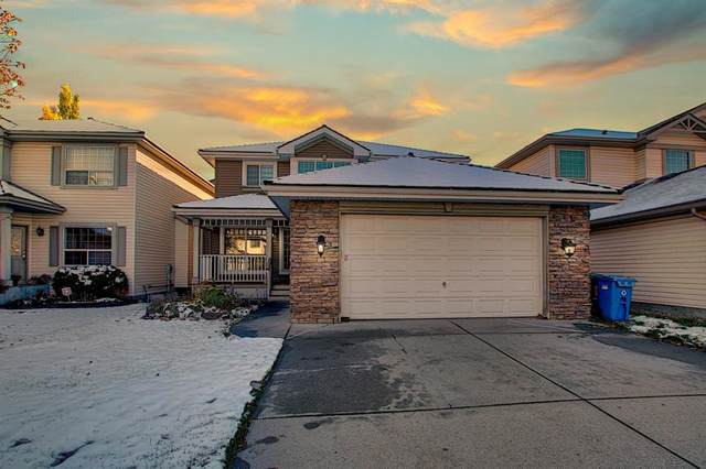 256 Edgebrook Park NW, Calgary, AB T3A 5T7 (#A1042788) :: Canmore & Banff