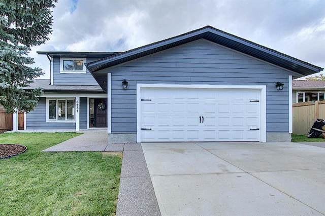 6031 84 Street NW, Calgary, AB T3B 4X4 (#A1042795) :: Redline Real Estate Group Inc