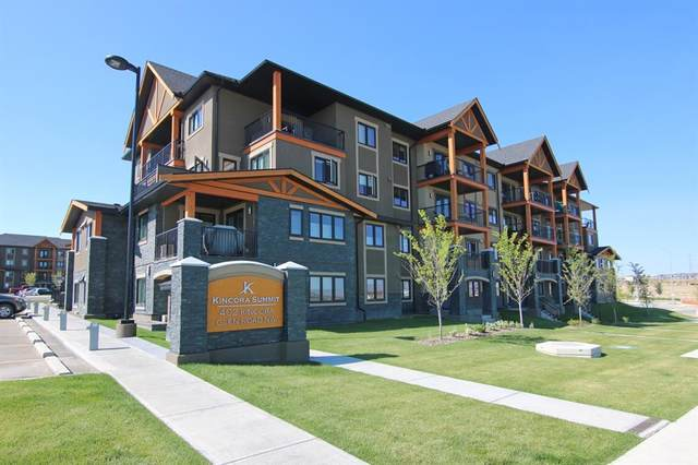 402 Kincora Glen Road NW #1206, Calgary, AB T3R 0V2 (#A1042802) :: Canmore & Banff