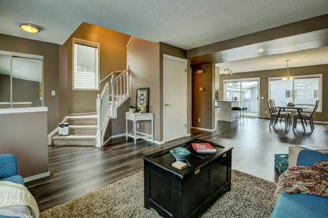 137 Tuscany Drive NW, Calgary, AB T3L 2C3 (#A1042810) :: Canmore & Banff