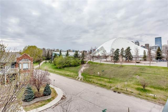59 22 Avenue SW #315, Calgary, AB T2T 2R7 (#A1042815) :: Canmore & Banff