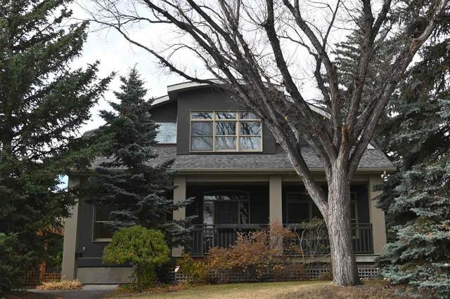 707 35 Street NW, Calgary, AB T2N 2Z6 (#A1042820) :: Western Elite Real Estate Group