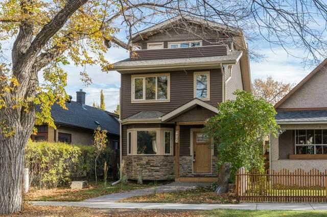 426 8 Street, Calgary, AB T2E 4G9 (#A1042884) :: Western Elite Real Estate Group