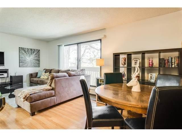 709 3 Avenue NW #205, Calgary, AB T2N 0J3 (#A1042895) :: Canmore & Banff
