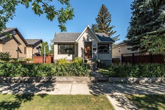 332 9 Avenue NE, Calgary, AB T2E 0V6 (#A1042901) :: Canmore & Banff
