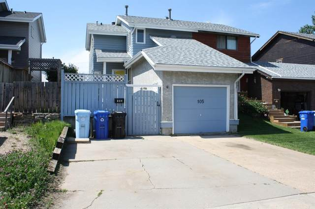 105 Aurora Place, Fort Mcmurray, AB T9J 1B7 (#A1042904) :: Canmore & Banff