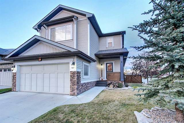3 Kingsland Place SE, Airdrie, AB T4A 0C7 (#A1042911) :: Canmore & Banff