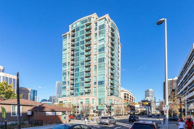 788 12 Avenue SW #402, Calgary, AB T2R 0H1 (#A1042959) :: Western Elite Real Estate Group