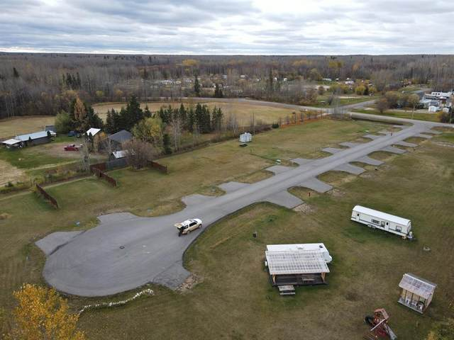 Lot 1 19 Peace River Avenue, Joussard, AB T0G 1J0 (#A1042963) :: Calgary Homefinders