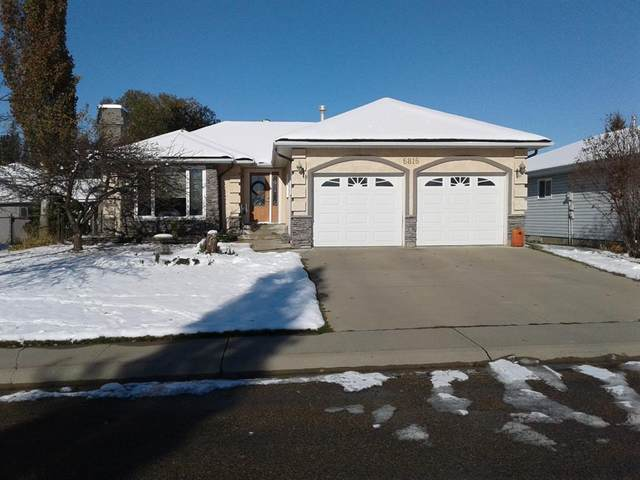 6816 61 Street Close, Rocky Mountain House, AB T4T 1K5 (#A1042970) :: Calgary Homefinders