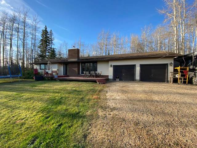 60058 Twp Rd 744, Sexsmith, AB T0H 3C0 (#A1042972) :: The Cliff Stevenson Group
