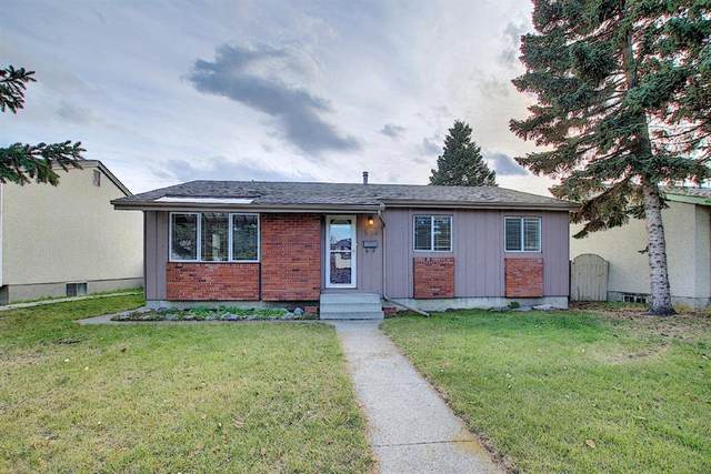 1031 Marcombe Crescent NE, Calgary, AB T2A 4G5 (#A1042986) :: Canmore & Banff