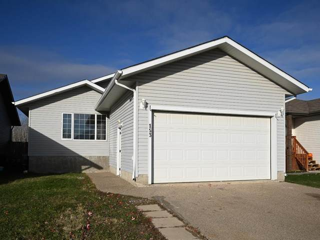 153 O'coffey Crescent, Fort Mcmurray, AB T9K 2V7 (#A1042988) :: Canmore & Banff