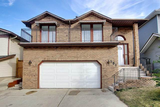 191 Bernard Drive NW, Calgary, AB T3K 2B6 (#A1042996) :: Canmore & Banff