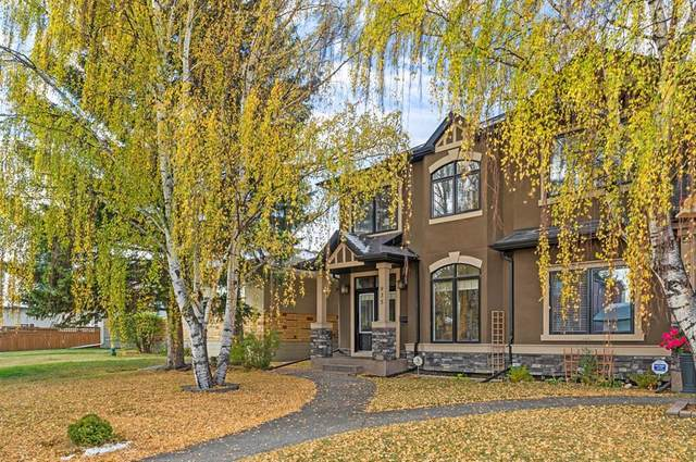 935 43 Street SW, Calgary, AB T3C 1Z8 (#A1043008) :: Canmore & Banff
