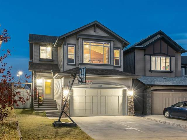 147 New Brighton Close SE, Calgary, AB T2Z 0E3 (#A1043022) :: Western Elite Real Estate Group
