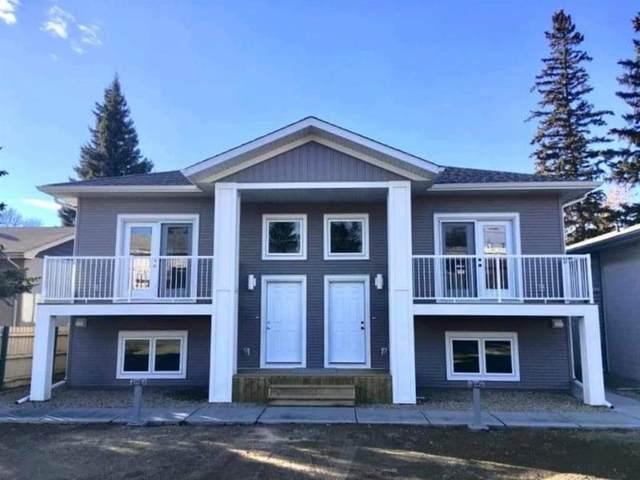 3903 45 Street 1,2,3,4, Ponoka, AB T4J 1B4 (#A1043023) :: Western Elite Real Estate Group