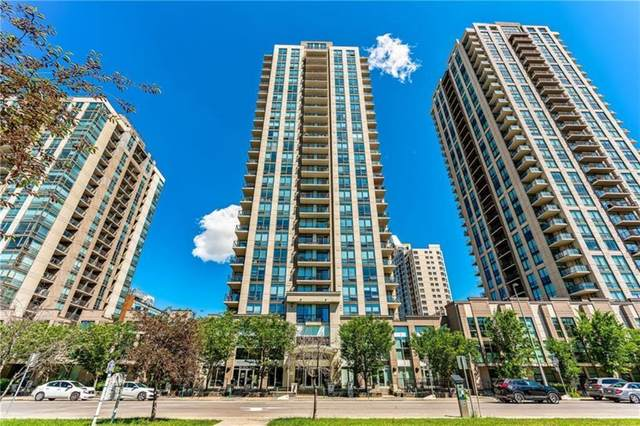 1118 12 Avenue SW #1503, Calgary, AB T2R 0P4 (#A1043044) :: Western Elite Real Estate Group