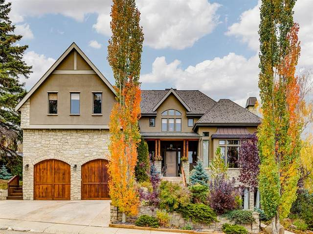 4004 Comanche Road NW, Calgary, AB T2L 0N8 (#A1043047) :: Western Elite Real Estate Group
