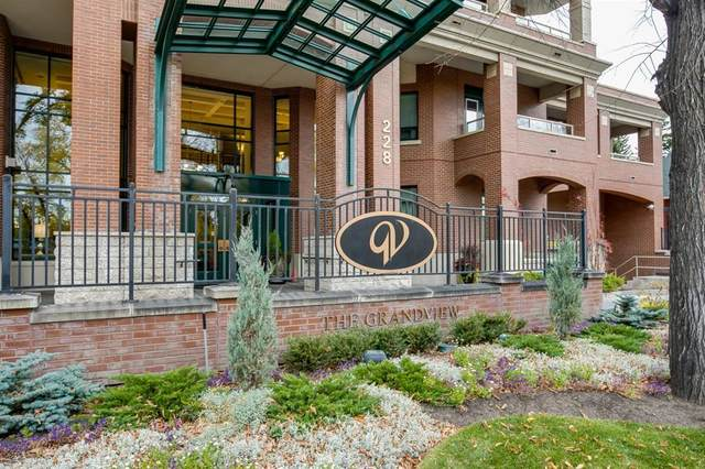 228 26 Avenue SW #601, Calgary, AB T2S 3C6 (#A1043050) :: Canmore & Banff