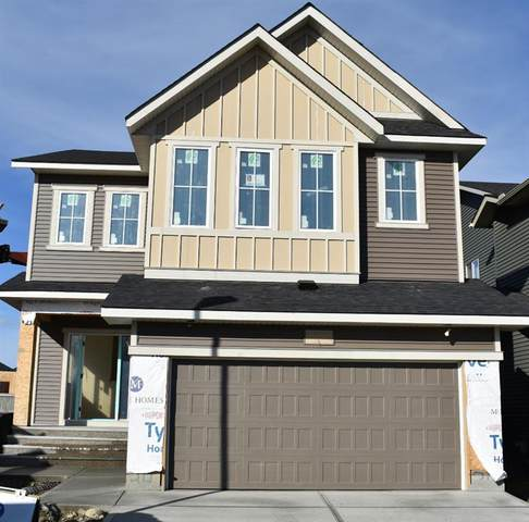 34 Bayside Parade SW, Airdrie, AB T4B 3W7 (#A1043056) :: Canmore & Banff