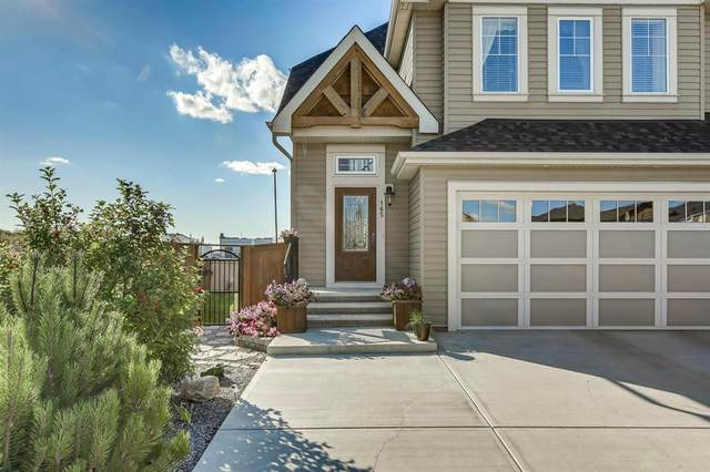 165 Rainbow Falls Boulevard, Chestermere, AB T1X 0N6 (#A1043061) :: Canmore & Banff