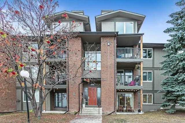 6400 Coach Hill Road #613, Calgary, AB T3H 1B8 (#A1043074) :: Calgary Homefinders
