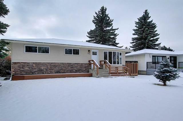 1115 89 Avenue SW, Calgary, AB T2V 0W7 (#A1043095) :: Canmore & Banff