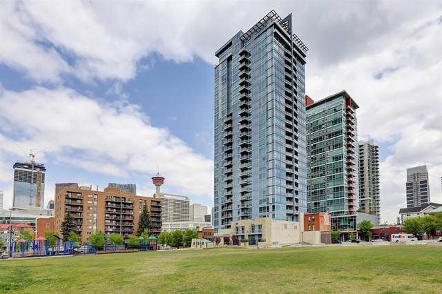 215 13 Avenue SW #203, Calgary, AB T2R 0V6 (#A1043096) :: Western Elite Real Estate Group