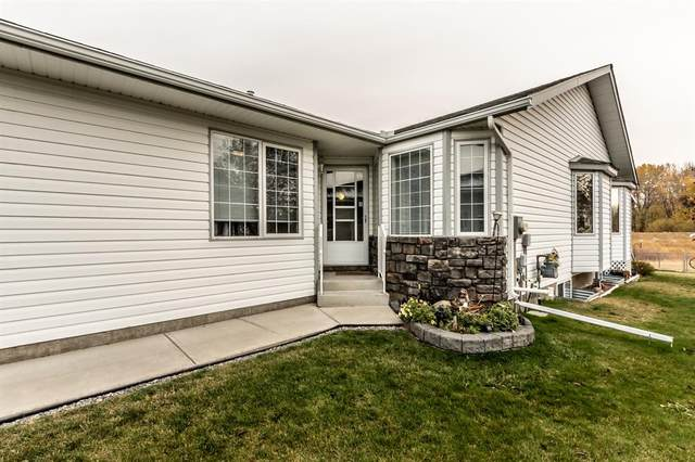 8 Riverside Bay NW, High River, AB T1V 1W9 (#A1043097) :: Western Elite Real Estate Group