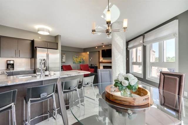 400 Eau Claire Avenue SW #8601, Calgary, AB T2P 4X2 (#A1043103) :: Western Elite Real Estate Group