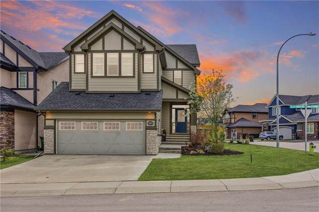 247 Valley Pointe Way NW, Calgary, AB T3B 6B4 (#A1043104) :: Canmore & Banff