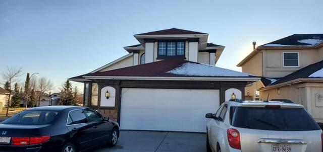 203 Coral Keys Drive NE, Calgary, AB T3J 3K7 (#A1043117) :: Canmore & Banff