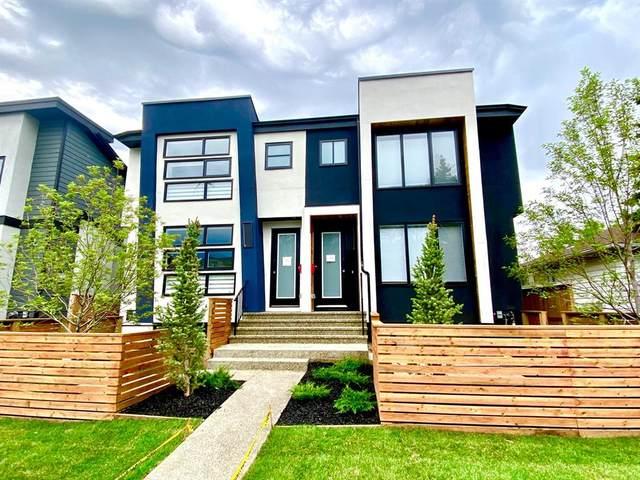 336 3 Avenue NE #2, Calgary, AB T2E 0H4 (#A1043126) :: Canmore & Banff
