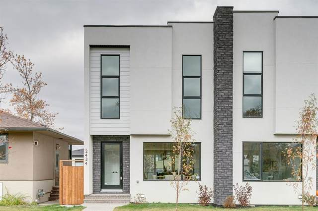 2434 30 Avenue SW, Calgary, AB T2T 1R9 (#A1043129) :: Canmore & Banff