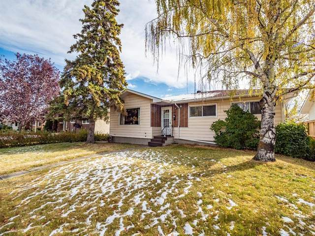 4740 Nipawin Crescent NW, Calgary, AB T2K 2H9 (#A1043144) :: Canmore & Banff