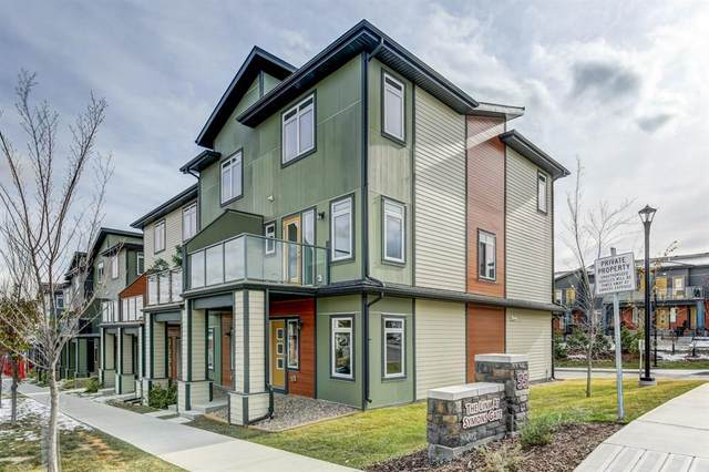 53 Sage Bluff Gate NW, Calgary, AB T3R 1T5 (#A1043189) :: Canmore & Banff